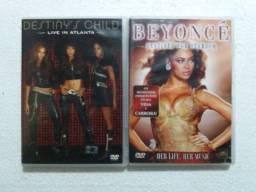 cd e dvd beyonce