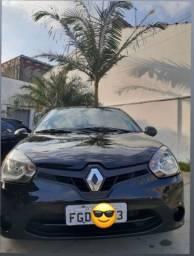 Renault Clio Expression 1.0 16V 2013/ 2014 Flex