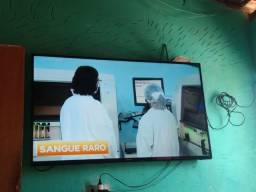 Título do anúncio: Tv 55 pelegada Panasonic 4k