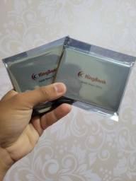 SSD Kingbank 120gb Novo/Lacrado Entrego/Passo cartão