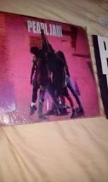 Vinil Pearl Jam Original da Época