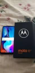 Motorola moto e 7plus novo
