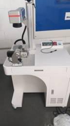 Máquina de Gravação Fiber Laser