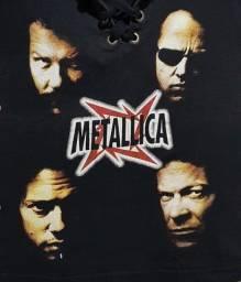 Título do anúncio: Camiseta Metallica tamanho M