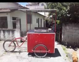 Bicicleta bakifood
