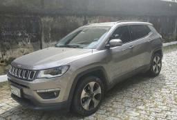 Jeep Compass Longetude 2.0 16v 2017 30mil km Completo