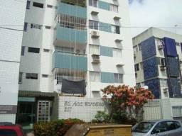 Apartamento com 3 dormitórios para alugar, 90 m² por R$ 1.250/mês - Boa Viagem - Recife/PE