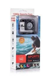 Título do anúncio: Câmera Sports Cam Full HD