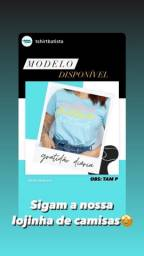 Camisa blusa feminina