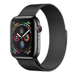 Relógio inteligente SmartWatch Iwo W46 + pulseira milanesa