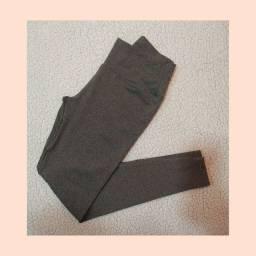 Legging cinza