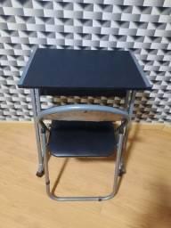 Conj. Mesa Escrivaninha e Cadeira