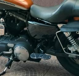 Pedaleiras Moto Custon