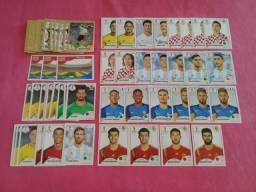 Figurinhas Avulsas Copa 2018