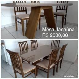 Mesa 6 lugares - Jacaúna