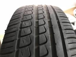 Par de pneus pirelli p7 195/55/15 aro 15 ACEITO CARTÃO