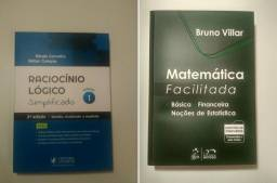 Matemática Facilitada + Raciocínio Lógico Simplificado