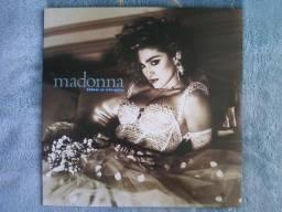 Lp Like a Virgin - Madonna/importado