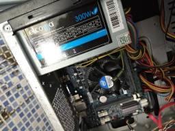 CPU 1155 cote i3 4gb RAM HD 500gb