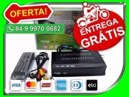 Receptor Tv Digital Multimídia Com Gravador-Entregamos-grátis
