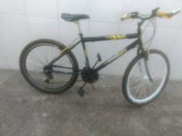 Bicicleta semi nova Cairú