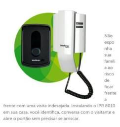Interfone Intelbras novo