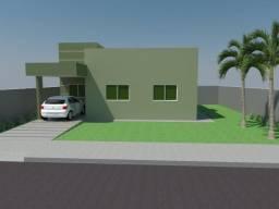 Casa nova Santa cruz 2 3 Qtos Sendo uma suite prox ao jd Italia terreno 220m2 casa 3 quart