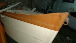 Barco de cedrinho rosa - 2010