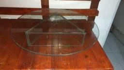 Vende-se tábua de vidro temperado