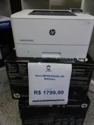 Impressora HP laser jet pro M402dne - nova
