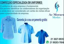 Confecção de Camisas