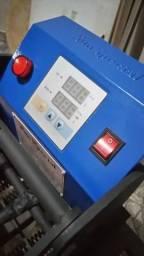 Prensa para Sublimação 80x100 - 10x No Cartao