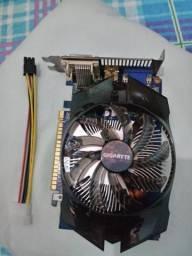 Placa de vídeo gigabyte