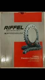 Kit relação Honda XRE300 O Riffel