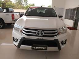 Toyota hilux srv diesel 2017/2018 extra - 2018