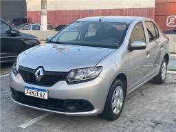 Renault Logan 1.0 12v sce flex authentique manual-2018-28.000 km completo - 2018