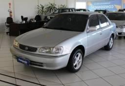 Corolla Xei 1.8 XEI Gasolina Automático - 2001