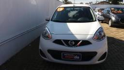 NISSAN  MARCH 1.0 S 12V FLEX 4P MANUAL 2018 - 2019