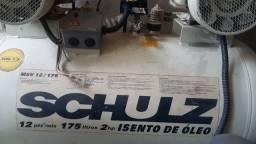 Compressor odontologico shulz