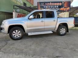 Amarok se cd turbo diesel 4/4 reduzida impecável - 2012