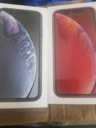 Iphone XR 64g lacrado com nota fiscal e um ano de garantia
