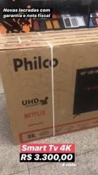 Smart tv Philco 65 Polegadas