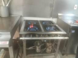Conserto de forno de padaria fogão industrial