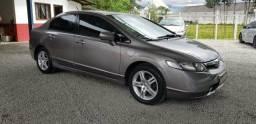 Honda Civic EXS 2008 o mais top!! - 2008
