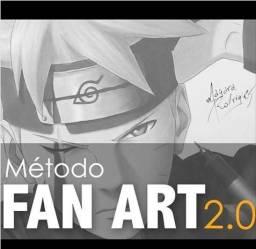 22cd293089 Curso de Desenho Método Fanart 2.0