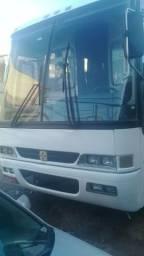 Ônibus volvo B10M 97/98 primeira