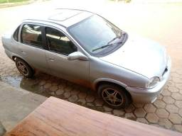 Vendo um corsa Chevrolet zap 99992187289 4 rodao e teto solar - 2001