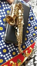 Vendo sax soprano shelter