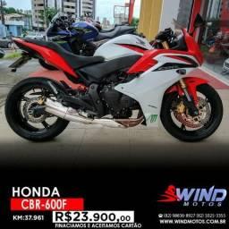 Honda CBR-600F - 2013