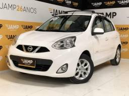 Nissan March SV 1.6 Flex Mecânico 2016 - 2016